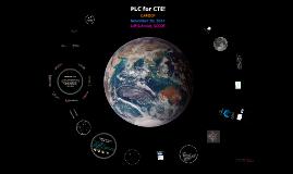 PLCs for CTE - CAROCP 2014