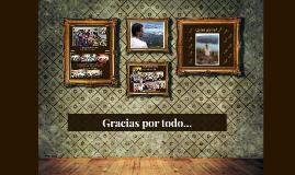 Gracias por todo...