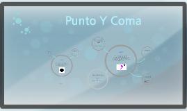 Copy of Punto Y Coma