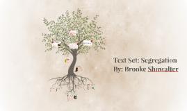 Text Set: Segregation
