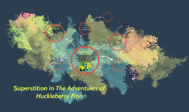 Superstition in THE ADVENTURES OF HUCKLEBERRY FINN
