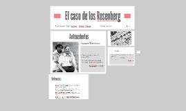 El caso de los Rosenberg