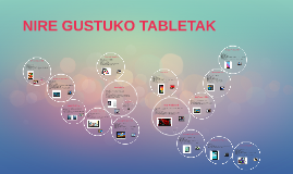 NIRE GUSTOKO TABLETAK
