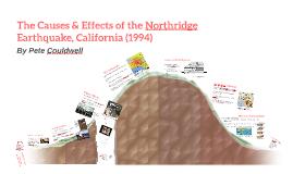 Northridge Earthquake