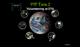MiSS 11 PIF Term 2: Volunteering at EYA