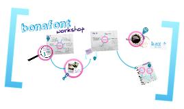 Copy of Bonafont - Workshop