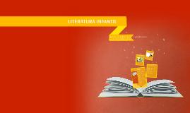 Copy of LITERATURA INFANTIL