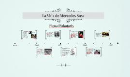 La Vida de Mercedes Sosa