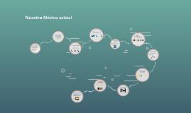 Nuestro México actual