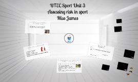 Copy of Copy of BTEC Sport Unit 3