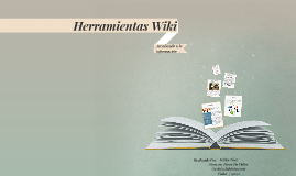 Herramientas Wiki