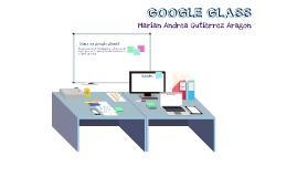 INFORMATICA - Google Glass
