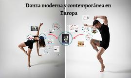 Copy of Copy of Copy of Danza moderna