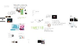 1ME118 Uppstart HT 2015