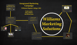 Copy of Integrated Marketing Campaign