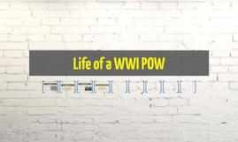 Life of a WWI POW