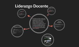 LIDERAZGO DOCENTE