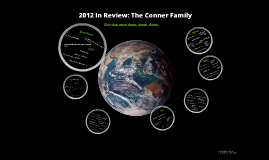 2012 In Review: The Conner Family
