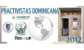 Practivistas Dominicana 2012