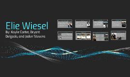 Copy of Elie Wiesel presentation