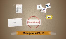 Copy of Manajemen PAUD