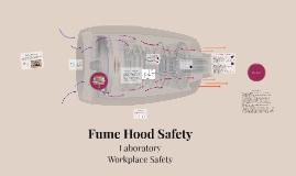 Fume Hood Safety
