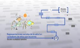 Representaciones sociales de la salud en cuidadores de niños