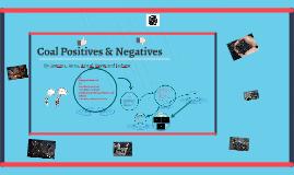 Coal Positive & Negative