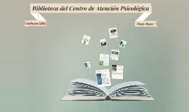 Biblioteca del Centro de Atención Psicológica
