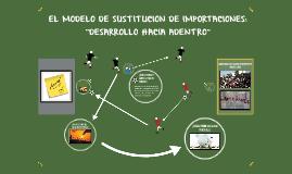 modelo de desarrollo hacia adentro