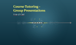 Course Tutoring -