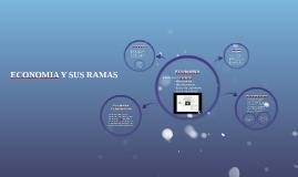 Copy of ECONOMIA: RAMAS DE LA ECONOMIA
