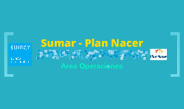 Copy of Plan Nacer - Sumar