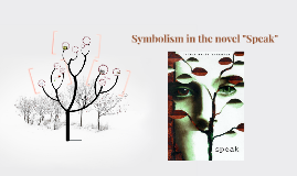 "Symbolizm in the novel ""Speak"""