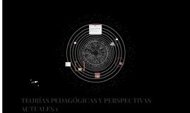 Copy of TEORÍAS PEDAGÓGICAS Y PERSPECTIVAS ACTUALES 1