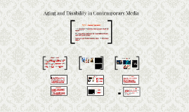 Aging and Disability in Contemporary Media