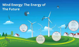 Wind Energy: The Energy of The Future