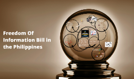 Copy of Freedom Of Information Bill in the Philippines