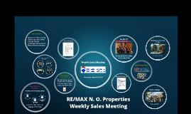 Weekly Sales Meeting, February 27, 2019