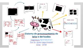 3. Sistema de processamento de leite e derivados