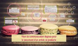 Copy of Cas pratique : création d'un plan de communication digitale