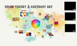 color theory & abstract art