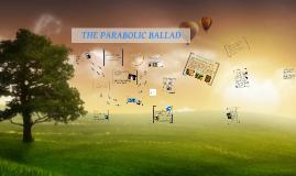 Parabolic ballad by Andrei Voznesensky?