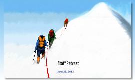 staff retreat