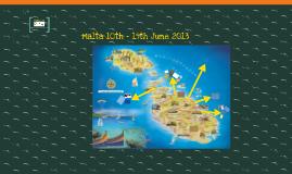 Malta Tour Photo Album