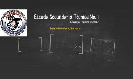 Escuela Secundaria Técnica No. 1