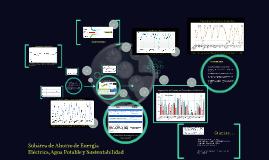 Subarea de ahorro de Energia Electrica,Agua Potable y Susten