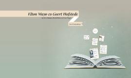 Elton Mayo vs Geet Hofstede