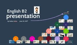 English B2 presentation. EFQM Model