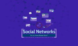 Copy of Social Networks